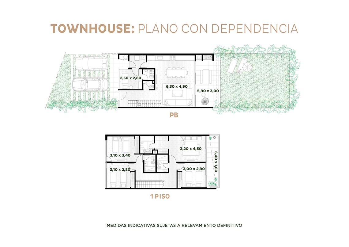 plano townhouse